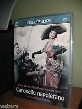 CAROSELLO NAPOLETANO DVD SIGILLATO SOPHIA LOREN ETTORE GIANNINI PAOLO STOPPA
