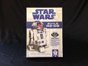 NIB Sealed Sterling Innovation Star Wars Build R2-D2 Paper Craft Model Kit 10318