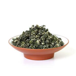 GOARTEA 100g Supreme Organic Suzhou Biluochun Spring Snail Chinese Green Tea