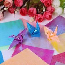 20pcs Origamipapier Faltblätter Faltapier Bastelpapier Origamiblätter glänzend