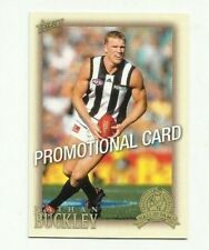 2012 AFL SELECT ETERNITY COLLINGWOOD NATHAN BUCKLEY #HF213 PROMO FREE POST