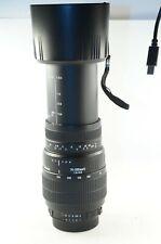 Sigma 70-300mm 1:4-5,6 D Nikon FX und DX