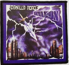 Manila Road - Invasion  -  printed patch - FREE SHIPPING