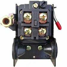 Air Compressor Pressure Switch Control 90 125 Psi Single Port Heavy Duty 26a