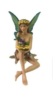 December Diamonds I'm A Fairy Sunflower Christmas Ornament Decoration 5555099