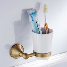 Single Tumbler Holder Cup & Tumbler Holders Toothbrush Holder Bath Accessories
