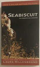 Seabiscuit: An American Legend by Laura Hillenbrand (2001, Paperback)