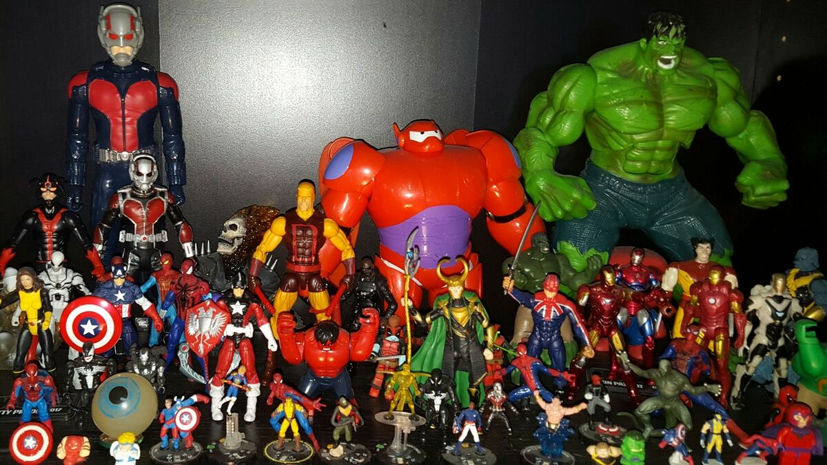 So I Heard You Like Collectibles