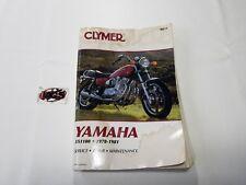 YAMAHA XS Eleven (XS1100) CLYMER Service & repairs manual book