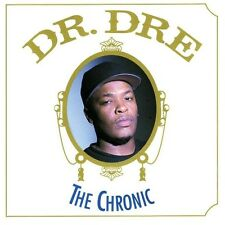 DR. DRE THE CHRONIC ALBUM COVER 24x36 poster AFTERMATH SHADY EMINEM SNOOP NWA!!!