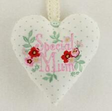 Heart Country Floral Decorative Plaques & Signs