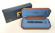 Omas Paragon Grey Cotton Mechanical Men`S Pencil New!