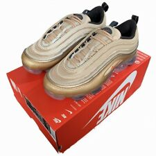 Nike Air Vapormax '97 Gold Bullet | UK5.5/US8/EU39 | BRAND NEW | AO4542-902