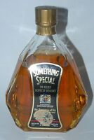 WHISKY SOMETHING SPECIAL BLENDED OLD  DE LUXE SCOTCH WHISKY AÑOS 70 75cl
