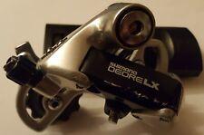 RETRO MTB SHIMANO DEORE LX RD-M550 REAR DERAILLEUR