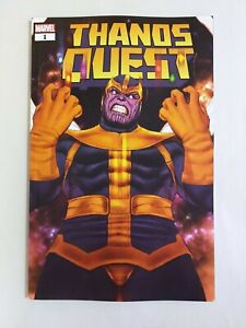 Marvel Tales Thanos Quest (Marvel Comics 2021) NM (Collects 1 & 2)
