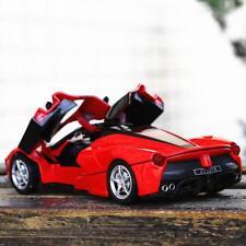 New Ferrari Rafael Super Sports Car 1:32 Diecast Model Car Toy Sound&Light Gift