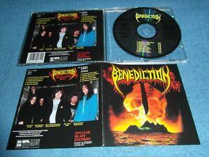 Benediction – Subconscious Terror CD Death Metal