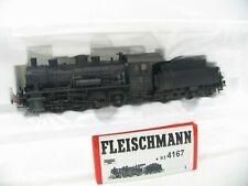FLEISCHMANN 93 4167 DAMPFLOK SERIE 4601 der CFL WERKS-GEALTERT    NH3218