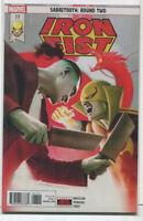 Iron Fist #77 NM Legacy Sabretooth:Round Two  Marvel Comics CBX11