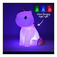 UNICORN LIGHT Colour Changing MOOD LIGHT Night Lamp Nocturnal Animals