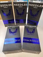 Blackbird tattoo sterile needles size 7M2. 50pc in box.5 boxes,250 needles (R95)