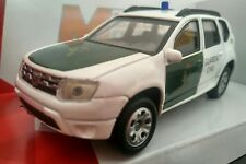 1/43 DACIA DUSTER GUARDIA CIVIL COCHE DE METAL A ESCALA COLECCION DIE CAST