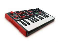 Used Akai Mpk mini Mk2 Professional Midi Keyboard Controller Normal Mpk-Mini-Mk2