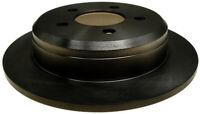 Rr Disc Brake Rotor  ACDelco Advantage  18A657A