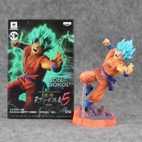 Anime Dragon Ball Z Super Saiyan Son Gokou Tenkaichi Action Xmas Gift Figure Toy