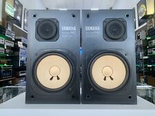 YAMAHA NS-10M PRO STUDIO MONITOR Speakers Vintage 2 Way 120 Watts RMS Good Look