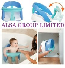 DREAMBABY DREAM BABY PREMIUM EASY OPEN AND FOLDABLE BABY BATH SEAT BLUE