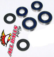 03-11 Kawasaki KLF250 Bayou 250 All Balls Front Wheel Bearings Seals (2) 25-1088