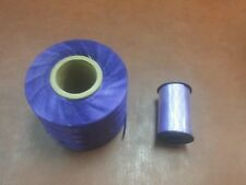 New Purple Curling Ribbon Miles Of 3/16 Ribbon 5lbs of Ribbon Giant roll