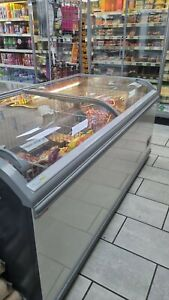 2.1 AHT Chest Freezer Display Freezer Frozen Catering Shop Commercial Chiller