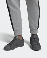 Adidas Scarpe Sportive Sneakers Grigio Scuro Advantage Uomo Lifestyle