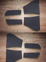 Memory Foam Pads für HKM Korrektur Lammfell Pad mit Taschen