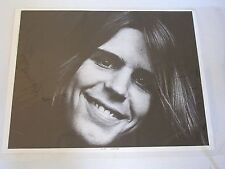 Vintage Greatful Dead BOBBY WEIR Photo Poster by BERKELEY BONAPARTE