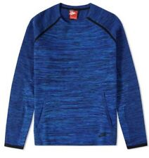 Nike Tech Knit Crew Blue Size EXTRA LARGE 728673-439