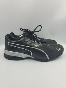 Puma Men's Tazon 6 Fm Sneaker Black/silver  Size 8 M ,1190