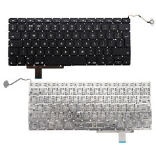 Para Apple MacBook Pro 17 Unibody A1297 Teclado Reino Unido Layout inglés 2009 2010 2011