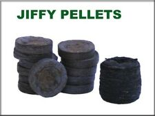 30mm Dia Jiffy Peat Pellets (x500) Plant Pot Hydroponic