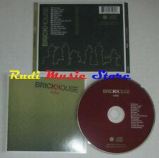 CD BRICKHOUSE Ruby 2004 150401(Xs5) mc lp dvd vhs