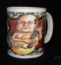 TENACIOUS D COFFEE MUG GREAT NEW LIMITED EDITION DESIGN, MUSIC GIFT