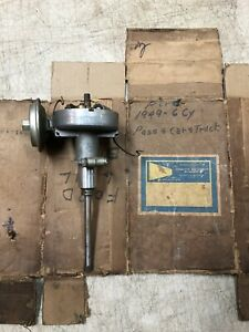 Ford Flathead 6cyl Nors New Distributor 1949 1950 1951