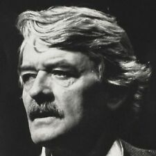 Hal Holbrook Original Autographed Black & White Photograph Emmy and Tony Winner