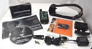 Near Mint Tri-Tronics Sport Basic G3 Electronic Dog Collar Trainer, Tested Works