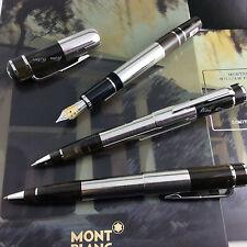 Montblanc Writers Edition William Faulkner LE FP, BP & Pencil SET