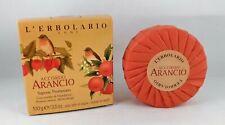 L'Erbolario Soap Perfume Accordo Arancio 100g Rape Sunflower Coconut
