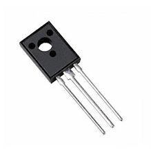 2SD882P NPN Medium Power Silicone Transistors, Pack of 2